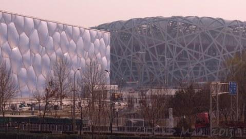 Water Cube & Bird's Nest