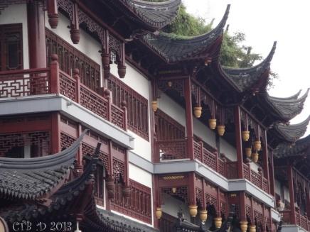 Traditional Looking Buildings