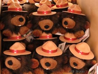 Royal Mounted Beavers