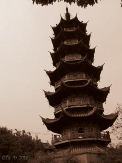 Longhu Pagoda -Shanghai