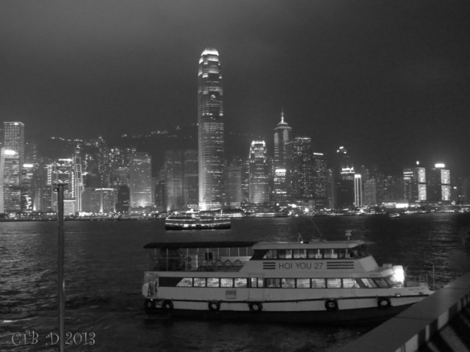 Hong Kong -Night View
