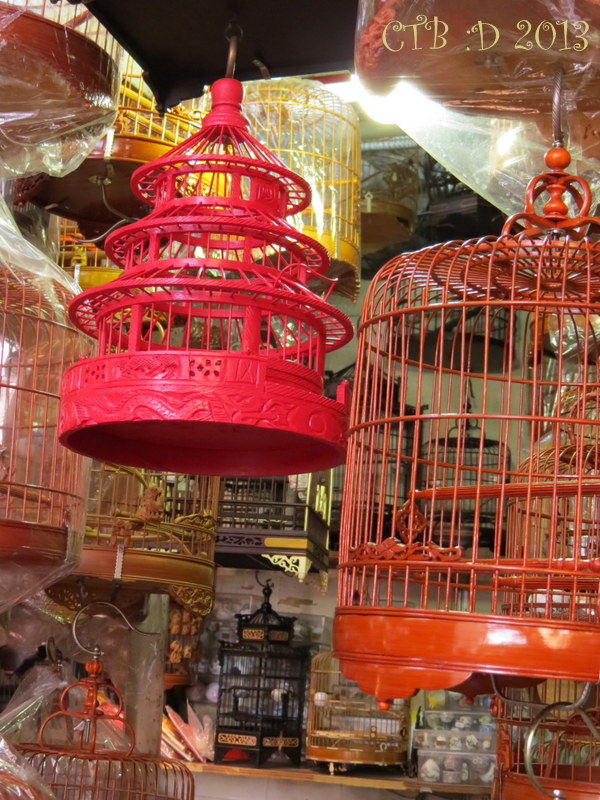 Beautiful Bamboo Cages -many made lovingly by hand