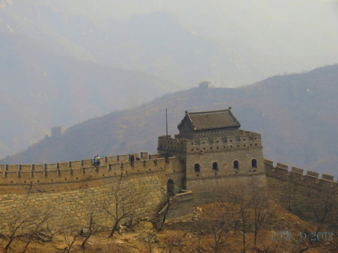 The Great Wall - How Grand.