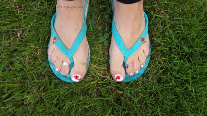 Canadian Feet -EH?