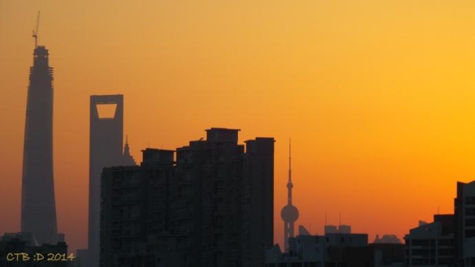 Citrus Shanghai Skyline