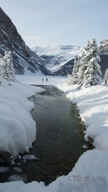 Frozen - Lake Louise in a new way